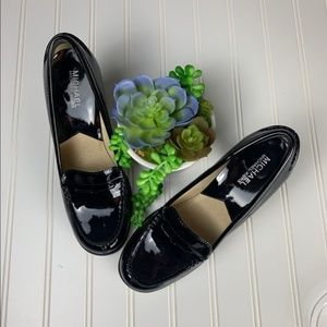 MICHAEL Michael Kors Shoes - 🌵 MICHAEL Kors Patent Leather Penny Loafers Pumps